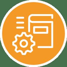 icona Redazione dei fascicoli tecnici e della manualistica delle macchine